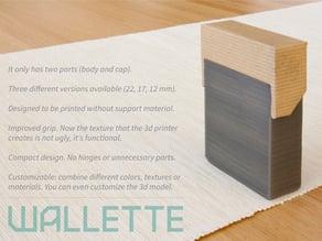 Wallete - Simple Wallet