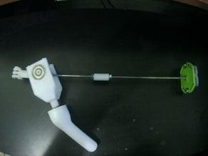 Gopro stabilizer (GlideCam)