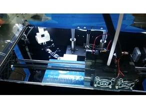 Qidi Tech 1 Raspberry Pi Camera Bed Mount