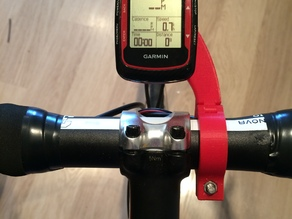 Garmin Edge 500, 510, 800 ,810 Mount with 3 versions to choose from