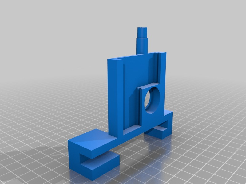 Filament Meter by kjaeger - Thingiverse