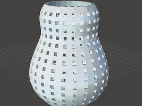 LED Light Holder Thin Walls
