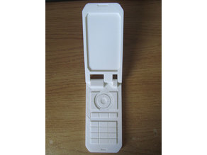 Yukiteru Amano phone