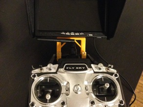 FPV LCD Holder Mount Flysky FS-T6