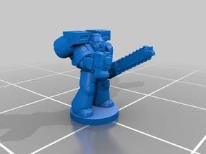 6mm epic assault marine