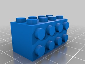 Lego 2434 Replica