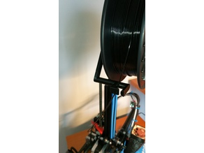 Filament Guide for Creality3D Ender-2