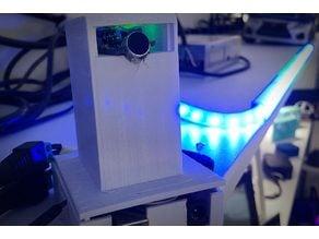 Arduino Sound Reactive Box