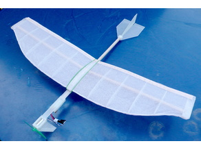 RS-8: Motorized Airplane