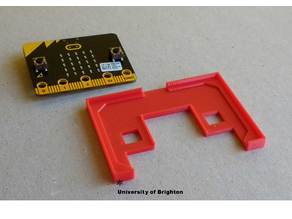micro:bit box lid