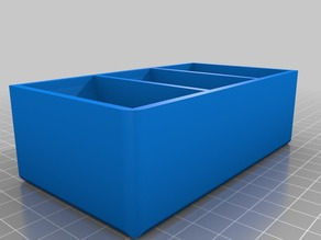 Rounded Bottom Parts Bin