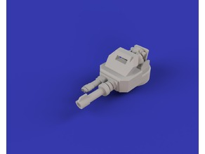 Epically Tiny Martian Feral Pig Turret Proxy