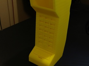 Motorola Brick Phone Dice Tower!
