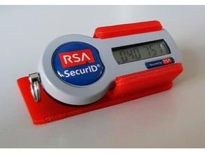 RSA Token Holder