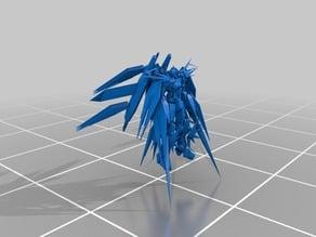 Gundam Mech that looks really cool