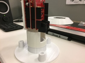 Weather Stack Mount for Sparkfun Redboard