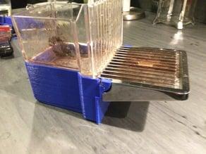 Nespresso Le Cube lower drip tray