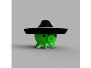 #3DTakoTuesday Sombrero