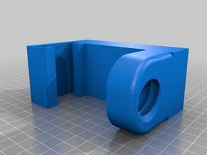 Desk Clamp for 40x40 Aluminium Profile