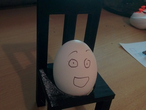 Egg Chair / Single K-Cup holder