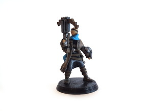 Pathfinder Inquisitor with Crossbow