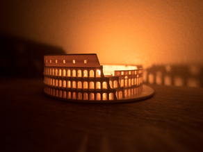 Roman Colosseum Completley Detailed See The World