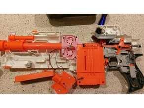 Nerf modulus ecs-10 Brushless Motor Setup (Gen 3)