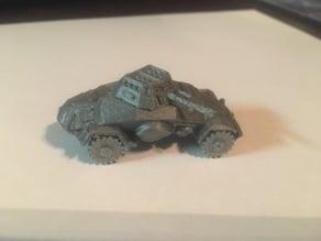 SdKfz 222 (2cm) 1/100