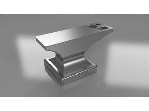 Anvil for tabletop terrain (28mm/32mm)