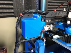ADIMLab X-Axis Pulley Cover