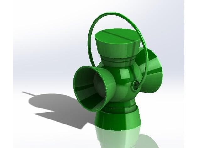 Lantern Corp Power Batteries