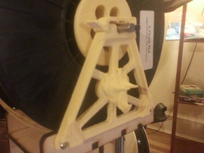 Triceratops Spool holder for Printrbot Simple