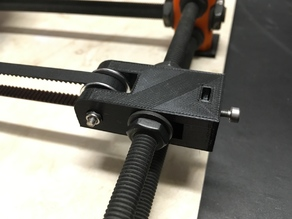 Prusa MK2S/2.5S Y axis belt tensioner