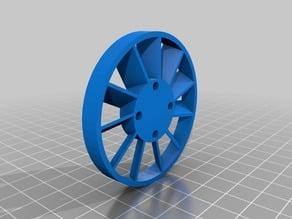 X-carve brushless spindle motor holder