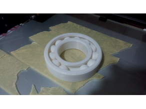 95 mm diameter Ball Bearing