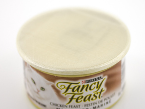 Fancy Feast Lid