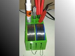 Solder Dispenser / Solder Spool Holder