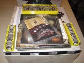 Lobotomy 3d cardboard doors tray