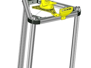 Kossel 2020 Universal Spool Holder
