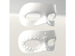 Catrina Mask - Máscara de Catrina