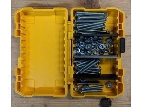 Dewalt and Craftsman Case Dividers
