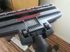Broom wheel vacuum cleaner AEG