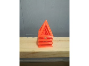 Stackable Painting Pyramid