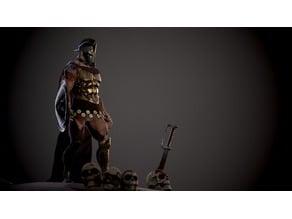 bloody spartan
