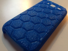 Samsung Galaxy S3 Honeycomb Case