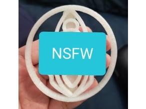 NSFW Vagina Vulva Cookie Cutter