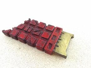 T-800 CPU SD Card Holder (Terminator)