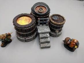 Complete Brewing System - Dwarven AleWorks - 28mm