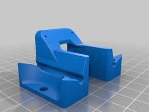 Robo3D Dual Fan Holder for 3 cm Hexagon Fan
