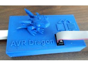 AVR Dragon Case -- With Cute Dragon